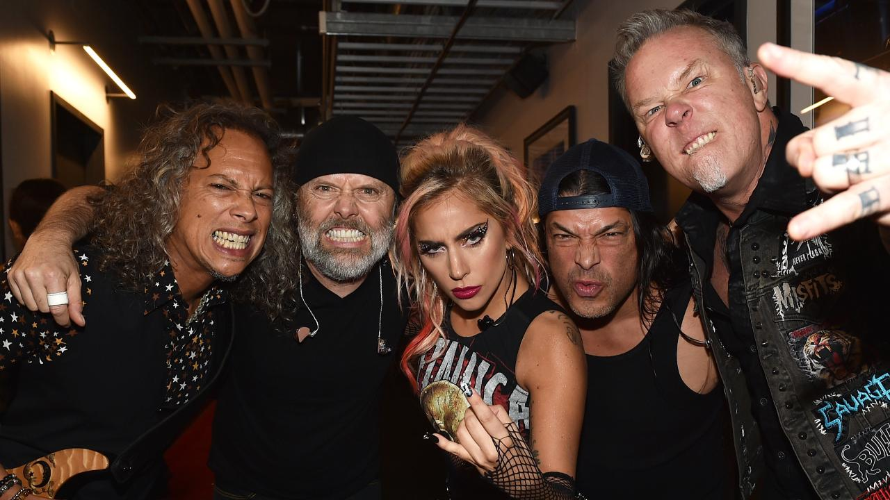 Metallica's Lars Ulrich calls Lady Gaga Grammys duet a 'clusterf---'