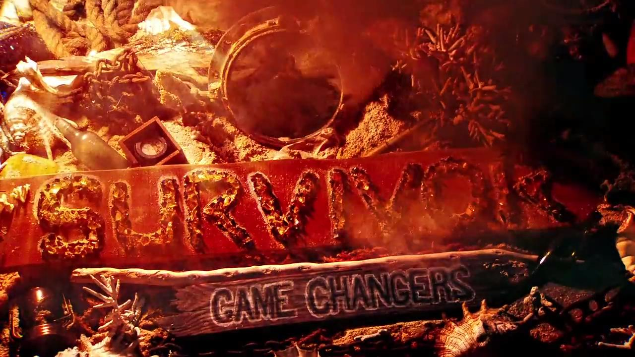 Watch the Survivor: Game Changers opening credits you won't see on TV