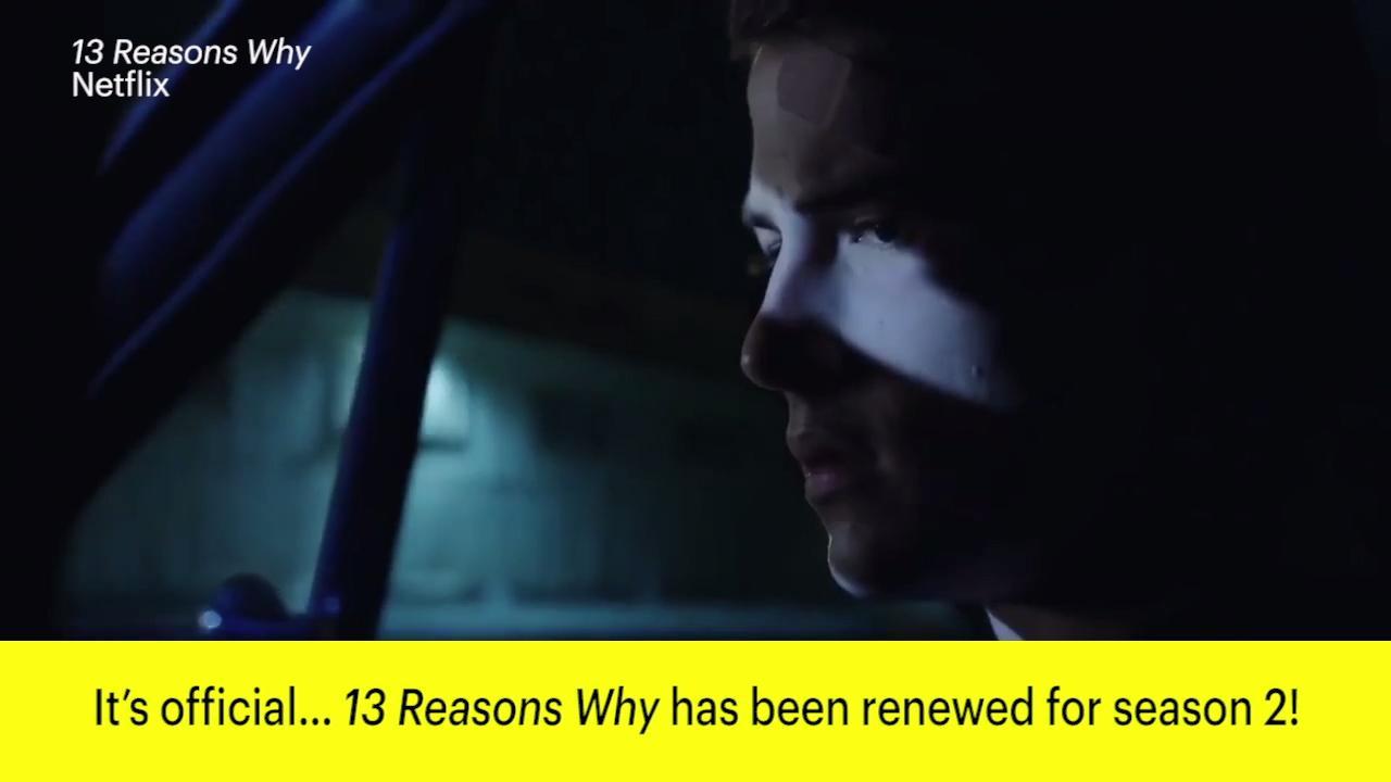 13 Reasons Why renewed for season 2