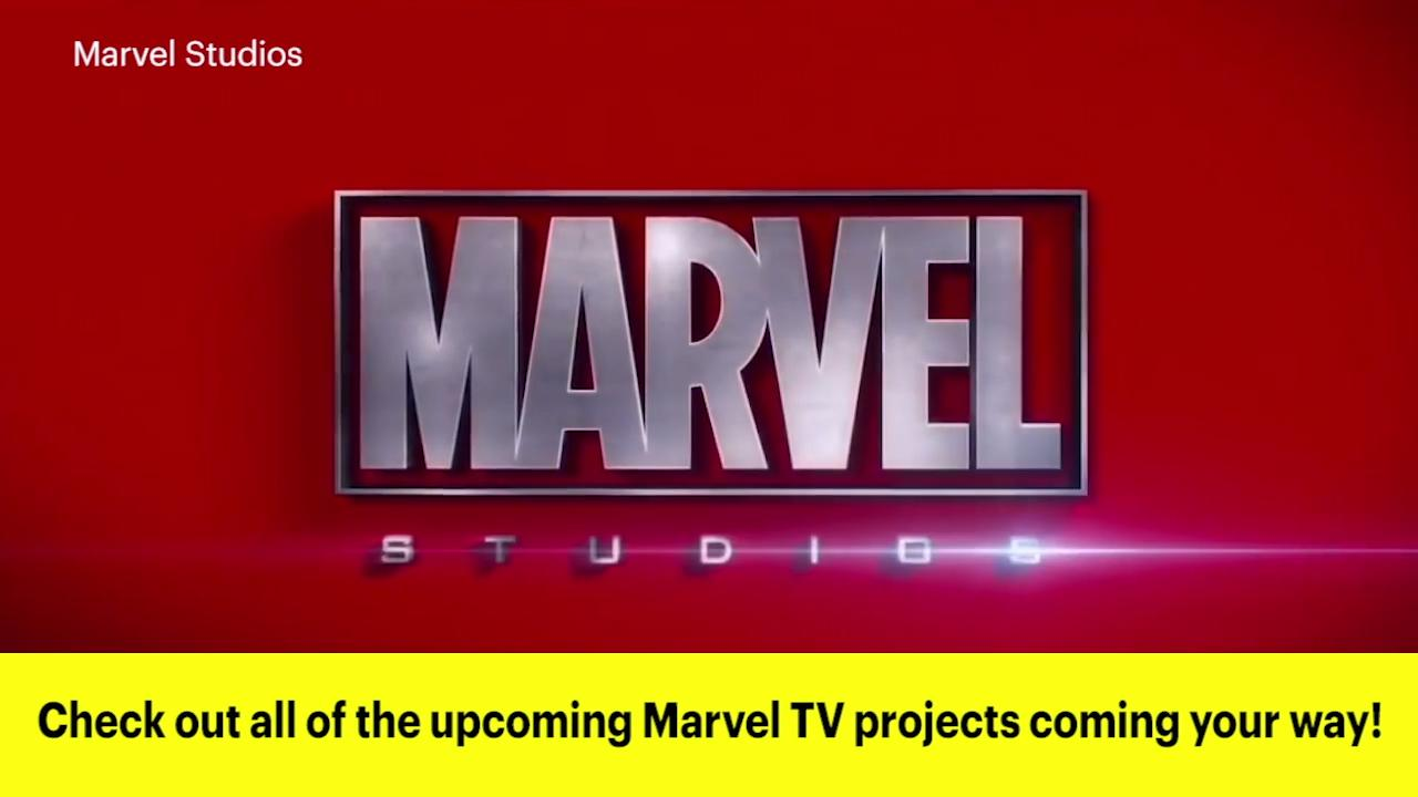 Marvel TV: Here are all the super shows hitting the small screen