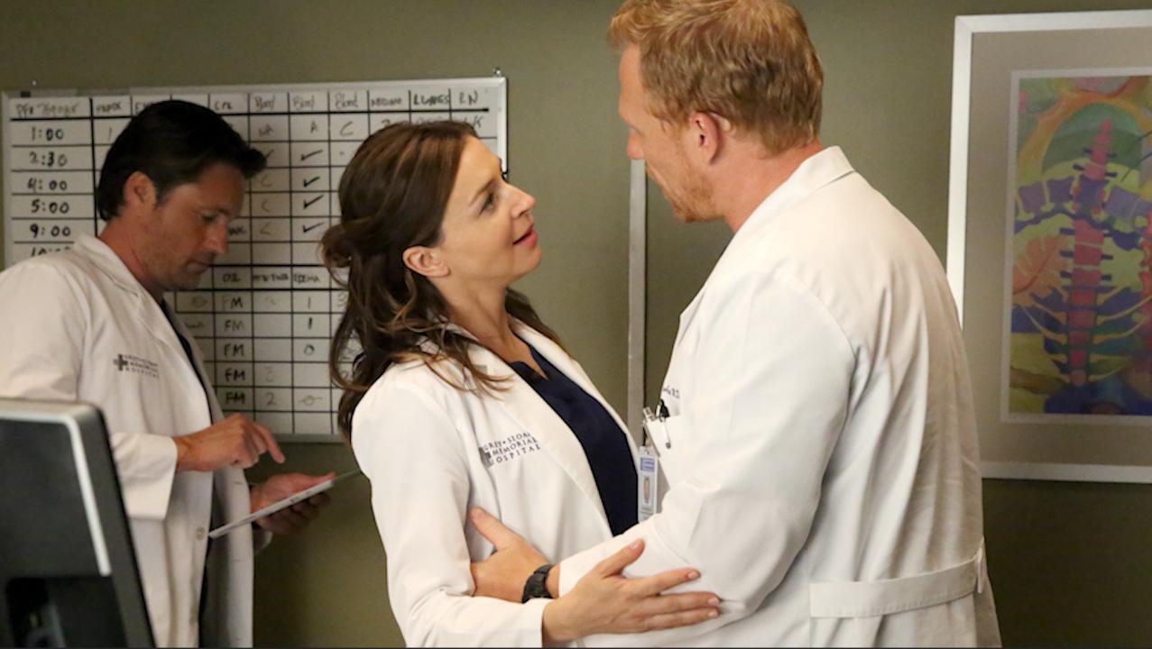 Grey's Anatomy: Inside that shocking Amelia reveal