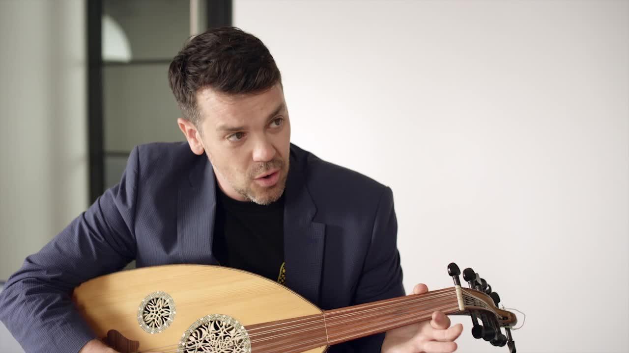 Watch Lin-Manuel Miranda play Jesus in exclusive clip from Bartlett