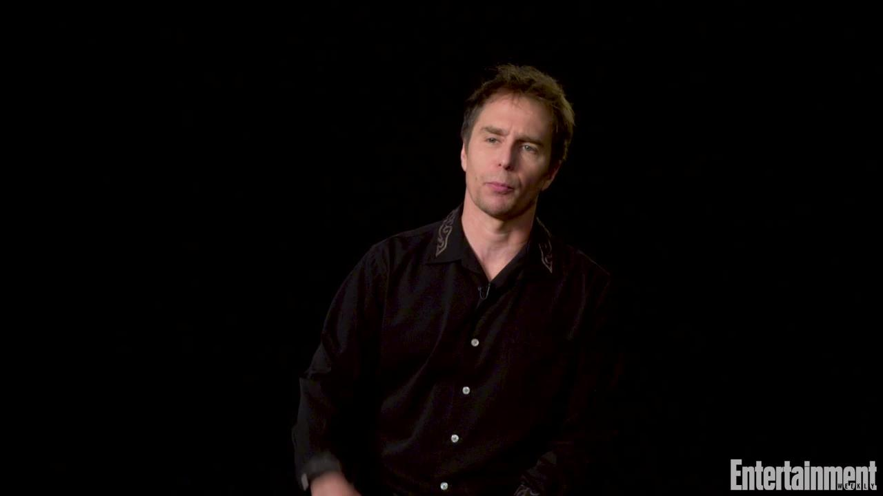 Sam Rockwell Reminisces About