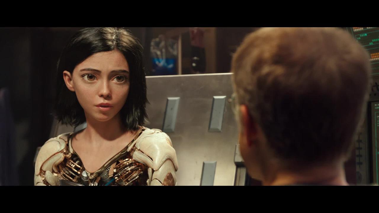 New Alita: Battle Angel trailer is the best one yet
