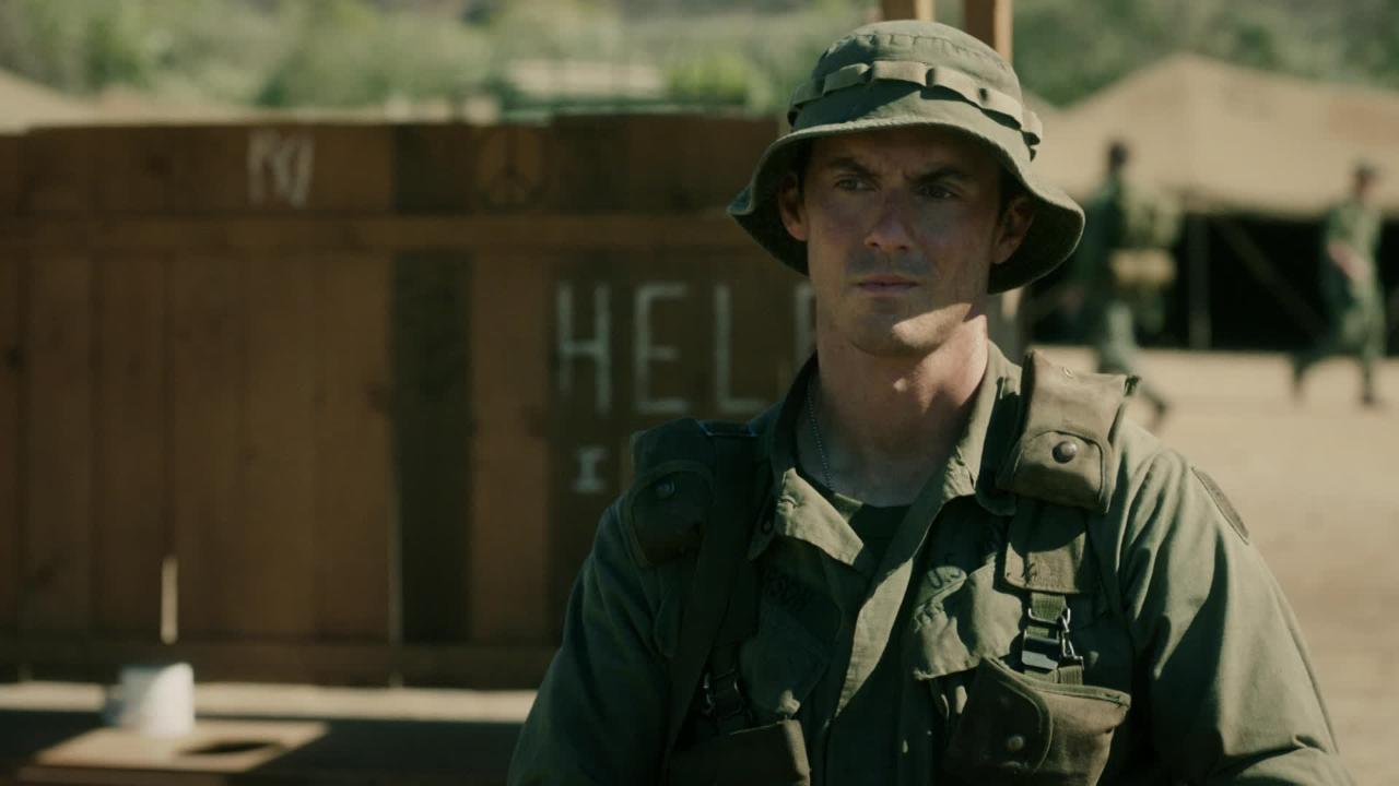 This Is Us exclusive clip: Nicky is NOT happy to see Jack in Vietnam
