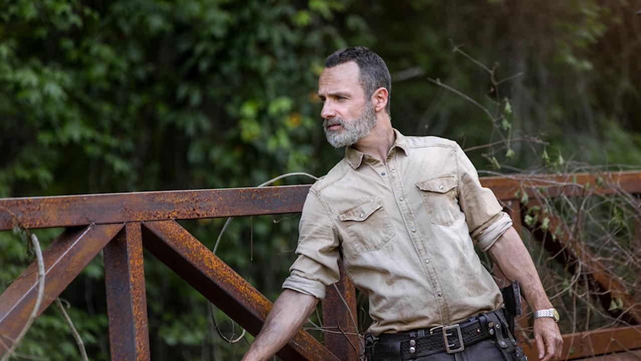 The Walking Dead showrunner on creating Alpha's unique look