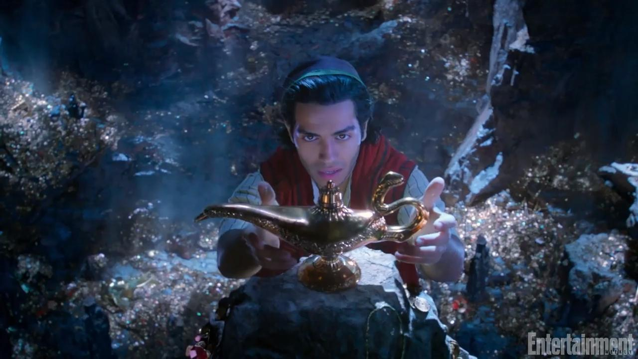 Aladdin: First look at Guy Ritchie's live-action remake of Disney classic | EW.com
