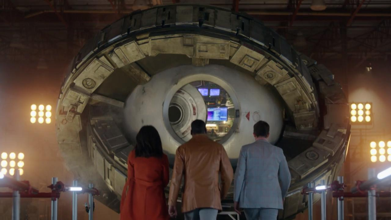 The Time Team embarks on one last mission in Timeless series finale trailer