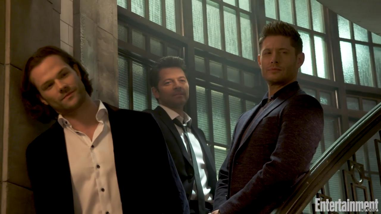 Supernatural returns to Hall H for final San Diego Comic-Con appearance