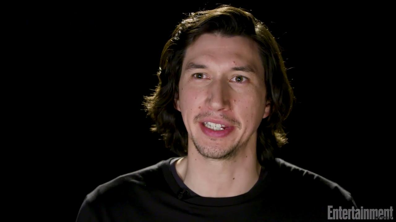 Adam Driver on the 'surreal' feeling of earning his first Oscar nomination for BlacKkKlansman