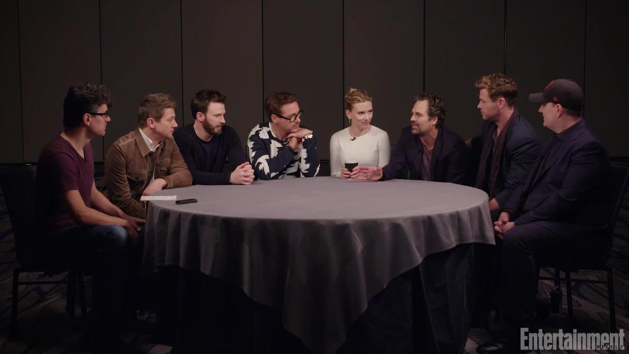 Avengers: Endgame directors answer Captain America mystery