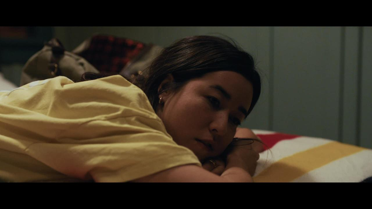 Maya Erskine on graveyard sex, drunk self-love, and winning our hearts in Plus One