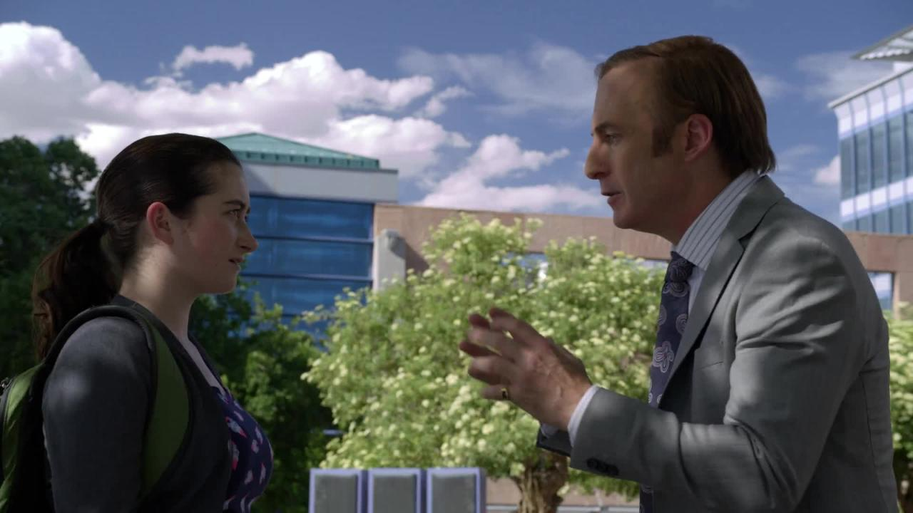 Watch the Better Call Saul cast lose it in season 4 gag reel