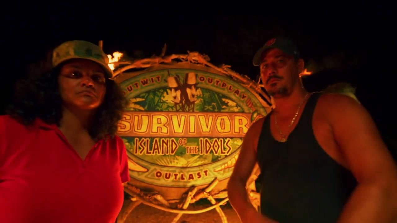 Here's how the Survivor final votes get from Fiji to the finale