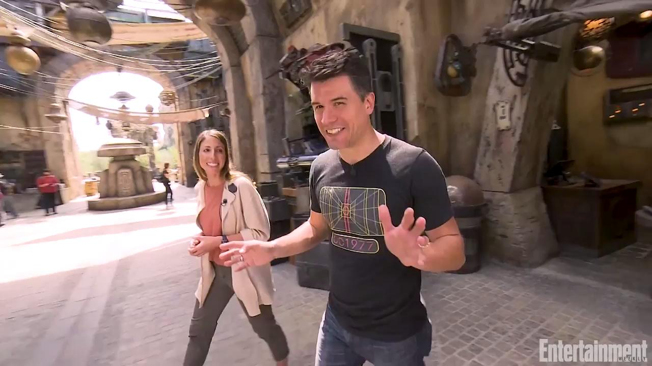 Disney to follow Star Wars: Galaxy's Edge theme park expansion with Marvel land
