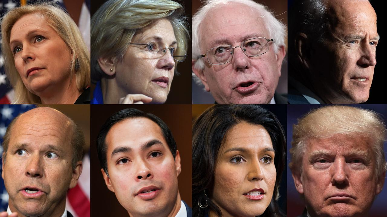 Here's Who Qualified for the Second Round of 2020 Democratic Debates