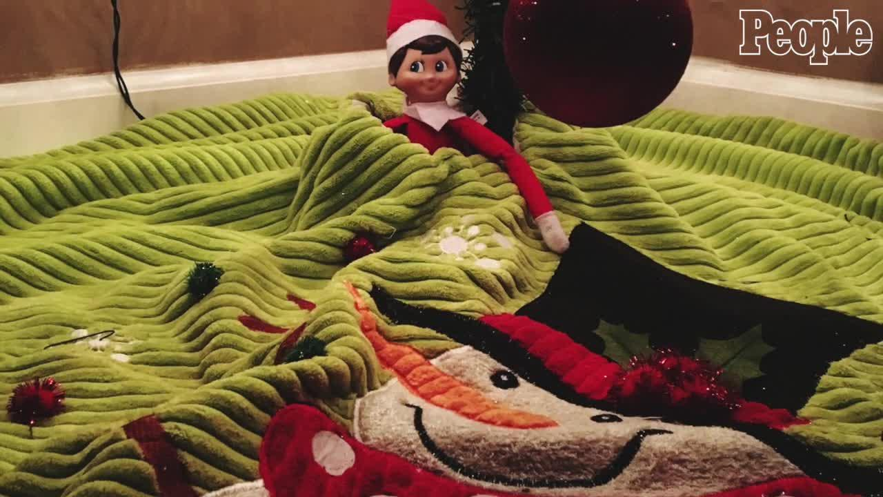 Mom 'Retires' Elf on the Shelf with Hilarious Letter from Santa