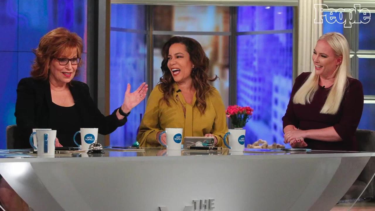 'Princess of Arizona' Meghan McCain Loved That 'Hilarious' SNL Skit Mocking The View Drama