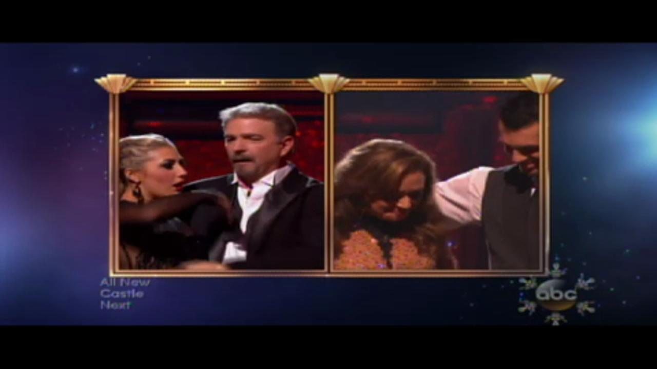 Who Went Home on the Dancing with the Stars Semi-Final?
