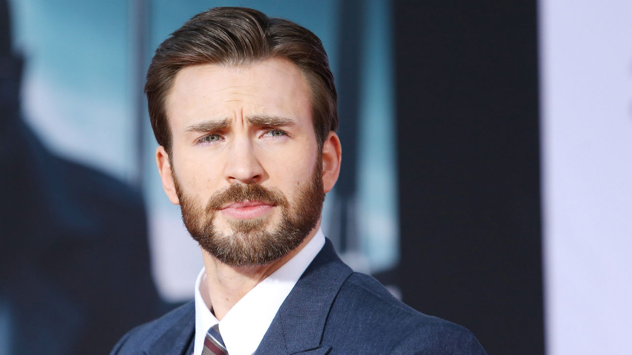 Chris Evans on Why He's Quitting Acting