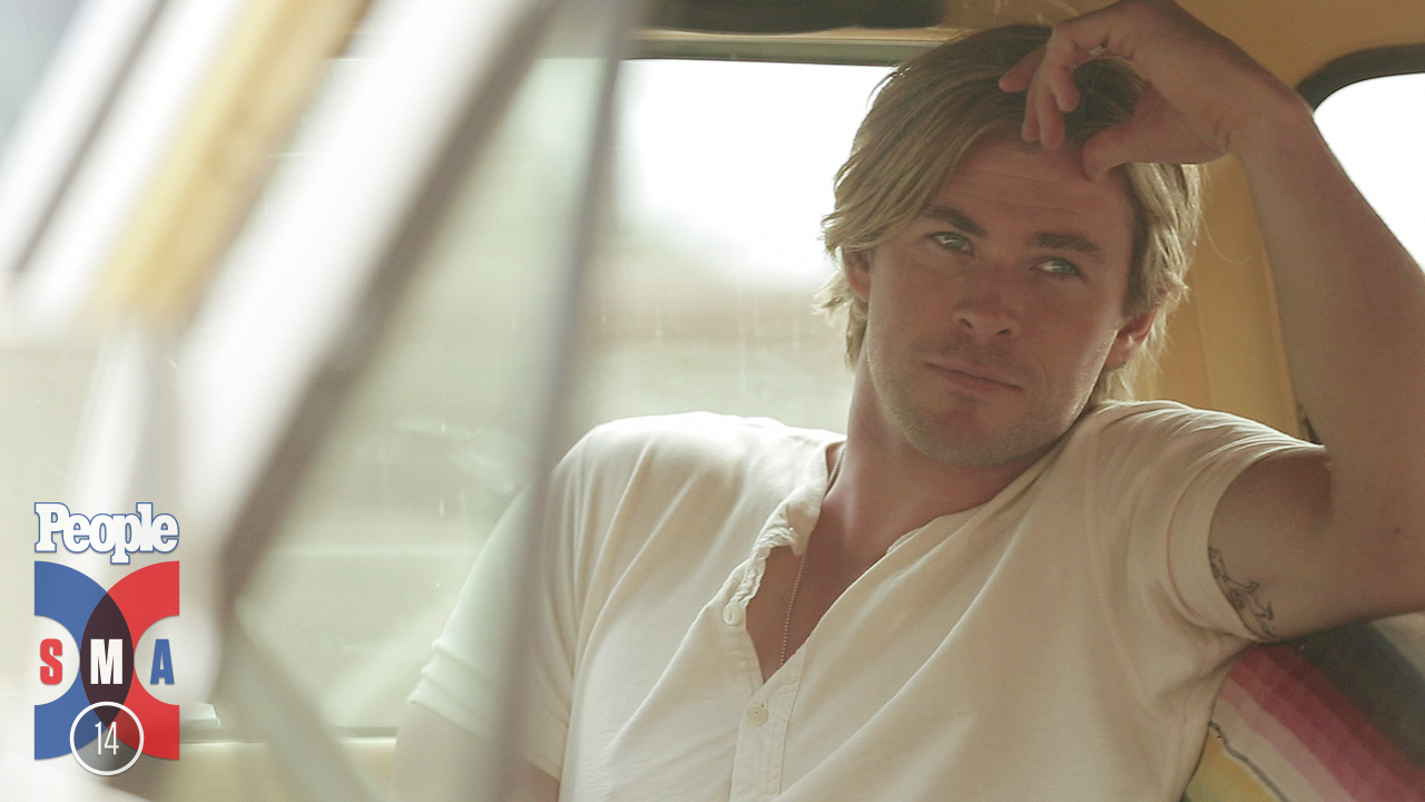 Chris Hemsworth Reveals What He Finds Sexy in This Heart-Melting Video
