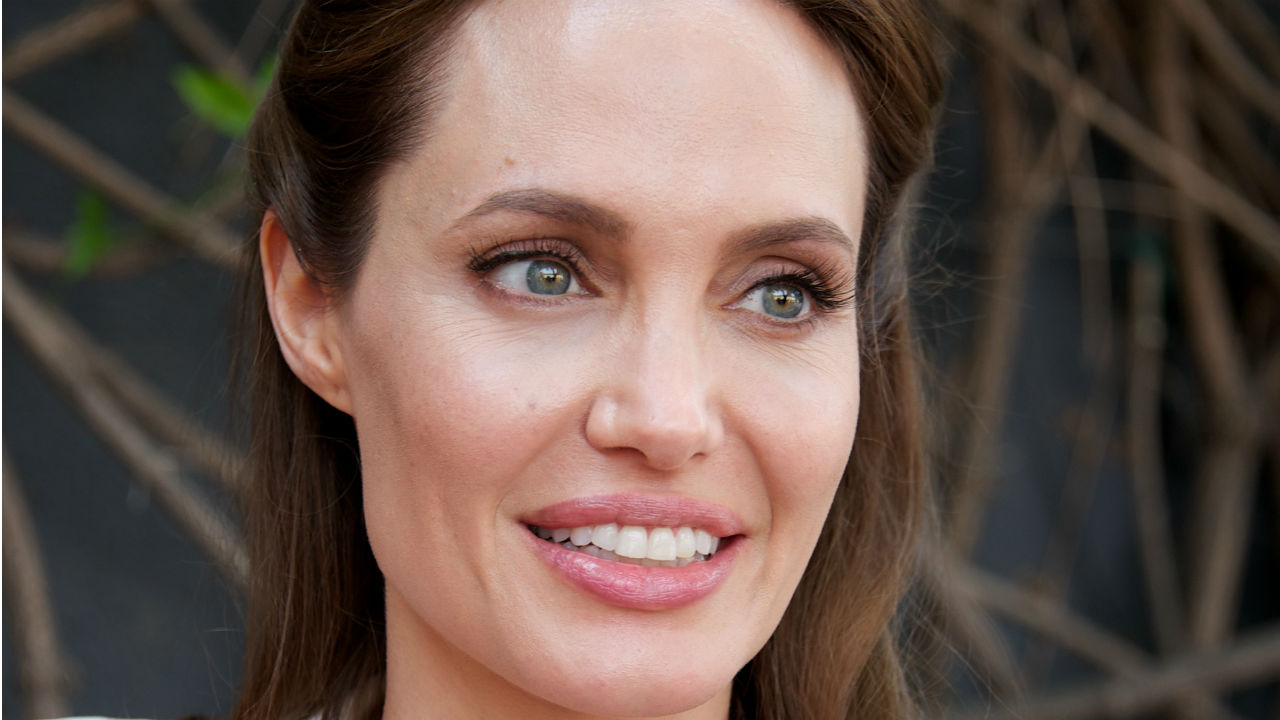 Angelina Jolie on the Possibility of More Kids: 'Not at the Moment, No'