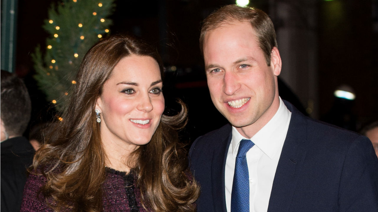 Prince William and Princess Kate Have Arrived in New York City