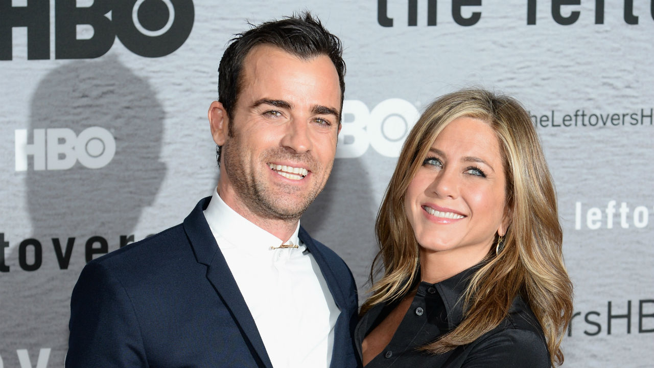 Jennifer Aniston on Justin Theroux: 'We Know What Our Truth Is'