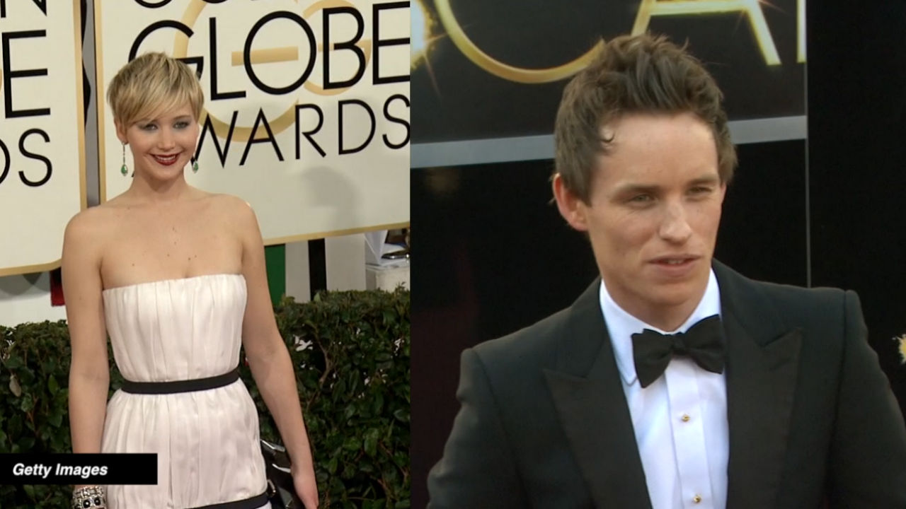 Eddie Redmayne and Jennifer Lawrence Are Obsessed with The Real Housewives