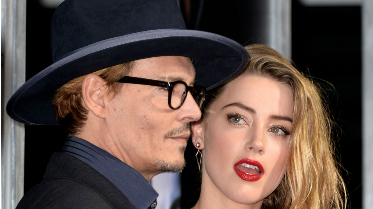 Johnny Depp and Amber Heard Tie the Knot: Source
