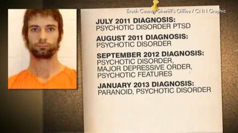 American Sniper Trial: Killer Eddie Ray Routh Is Schizophrenic, Says Defense Psychiatrist