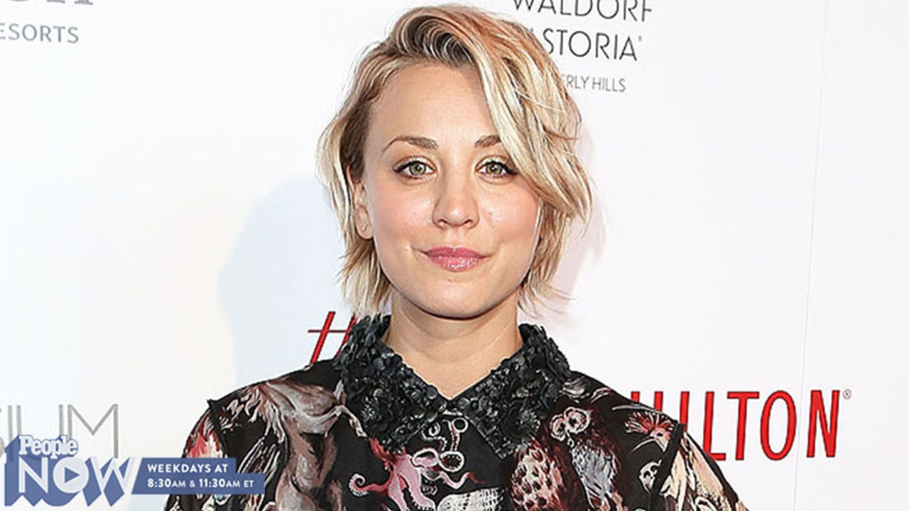 Meet Kaley Cuoco's New Puppy, Chester