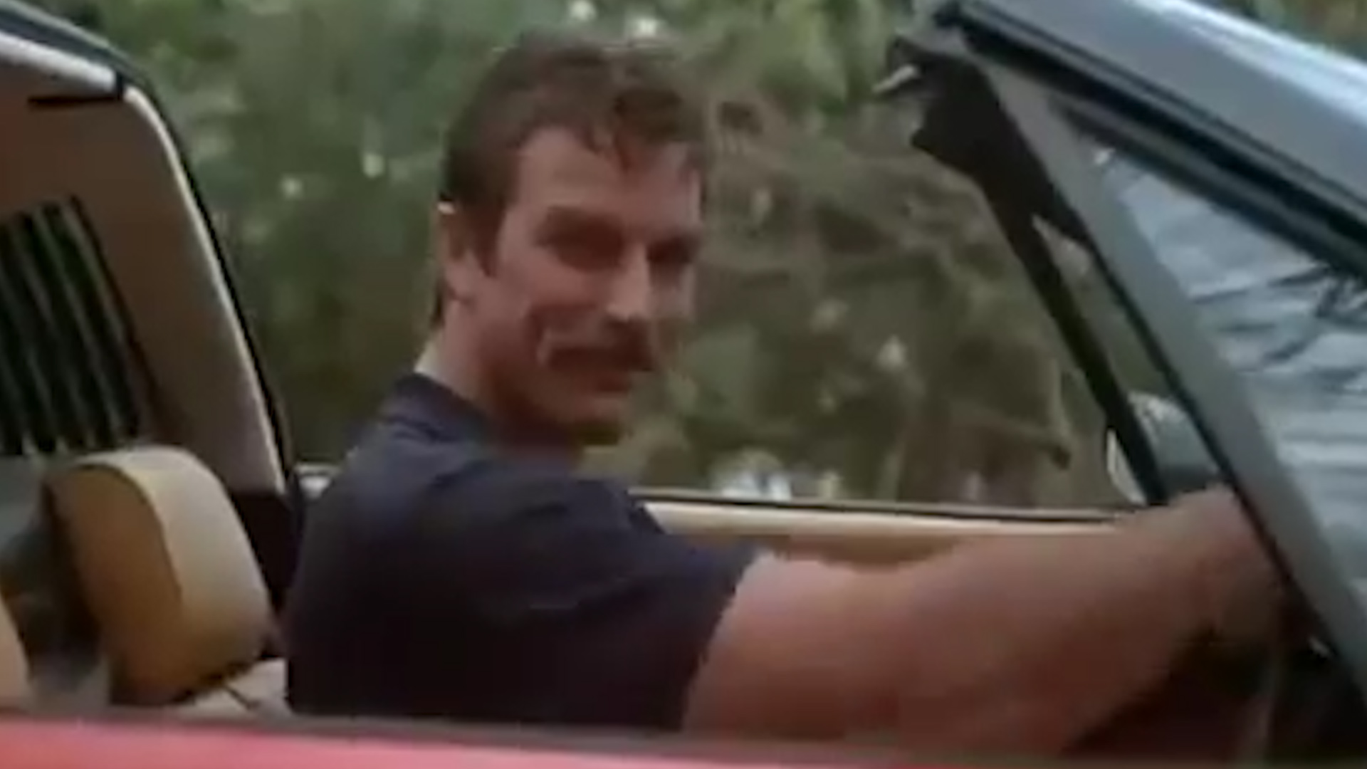 Tom Selleck on a Magnum, P.I. Movie: 'I Think That'd Be Great!'
