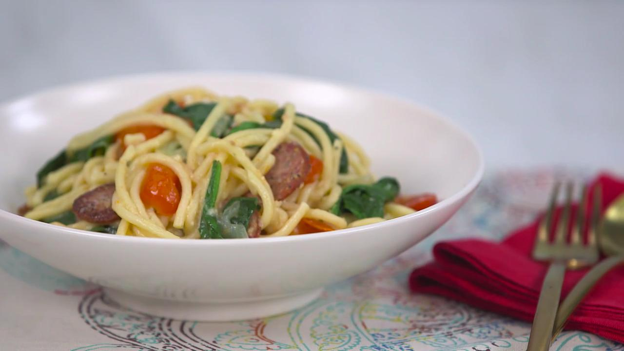 WATCH: This One-Pot Recipe Will Change the Way You Cook Pasta Forever
