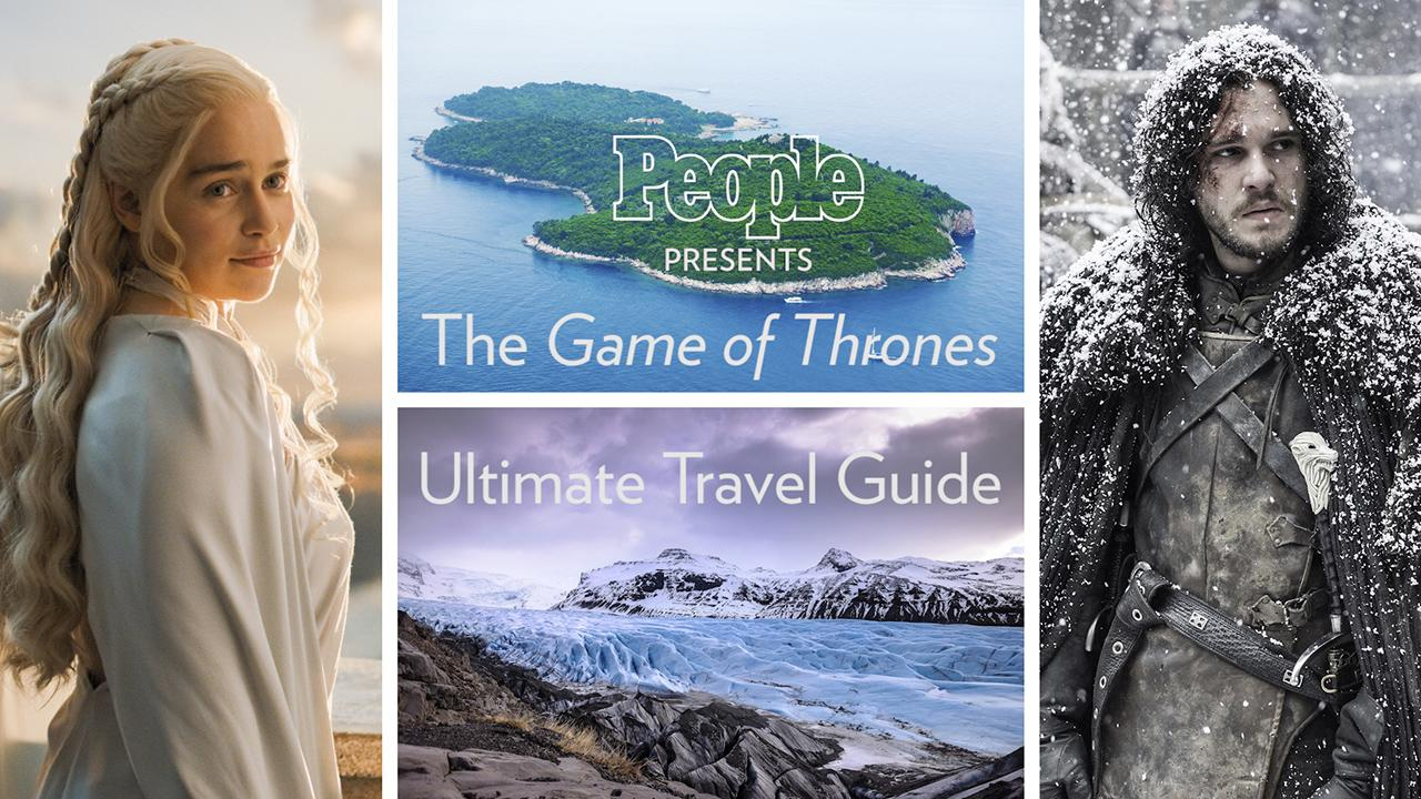 The Game of Thrones Travel Guide Every Fan Needs