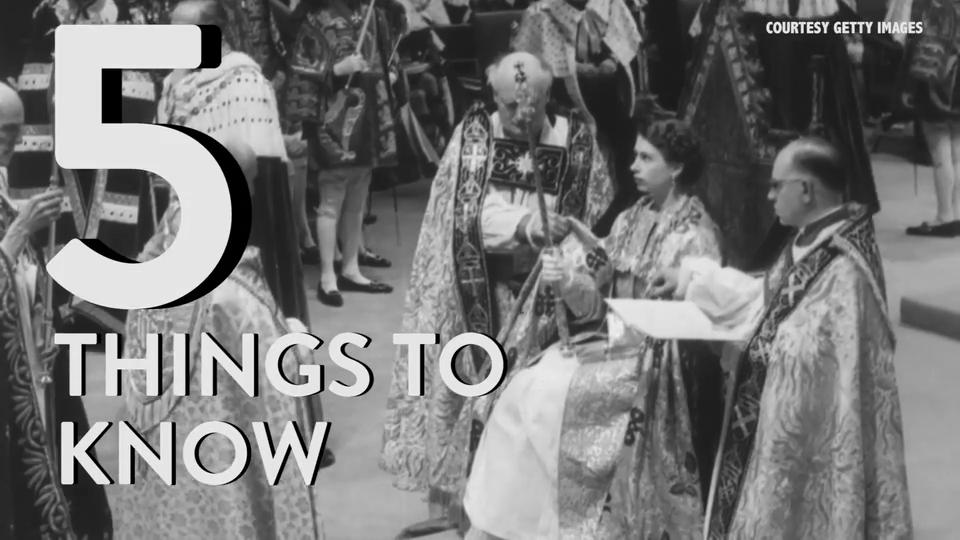 The Hidden Good-Luck Charm Sewn Into the Queen's Coronation Gown – and 4 Other Secrets!