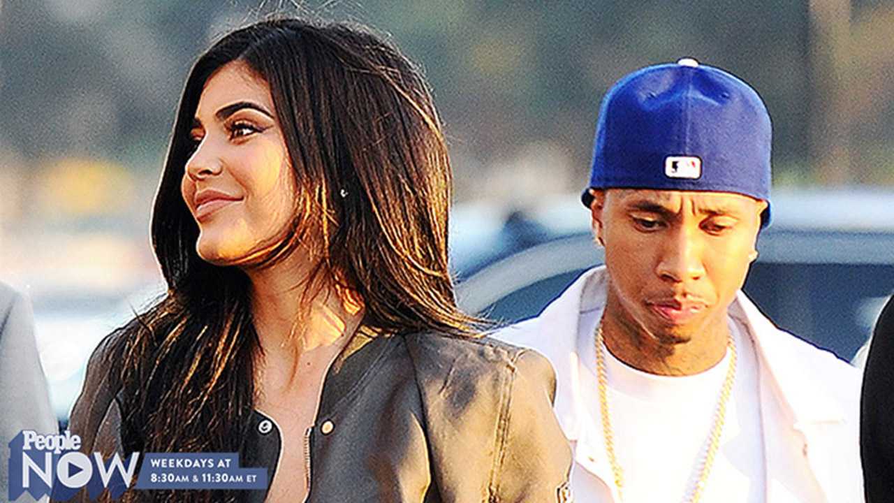 Kylie Jenner and Tyga Confirm They're Back On with Date Night at the Movies
