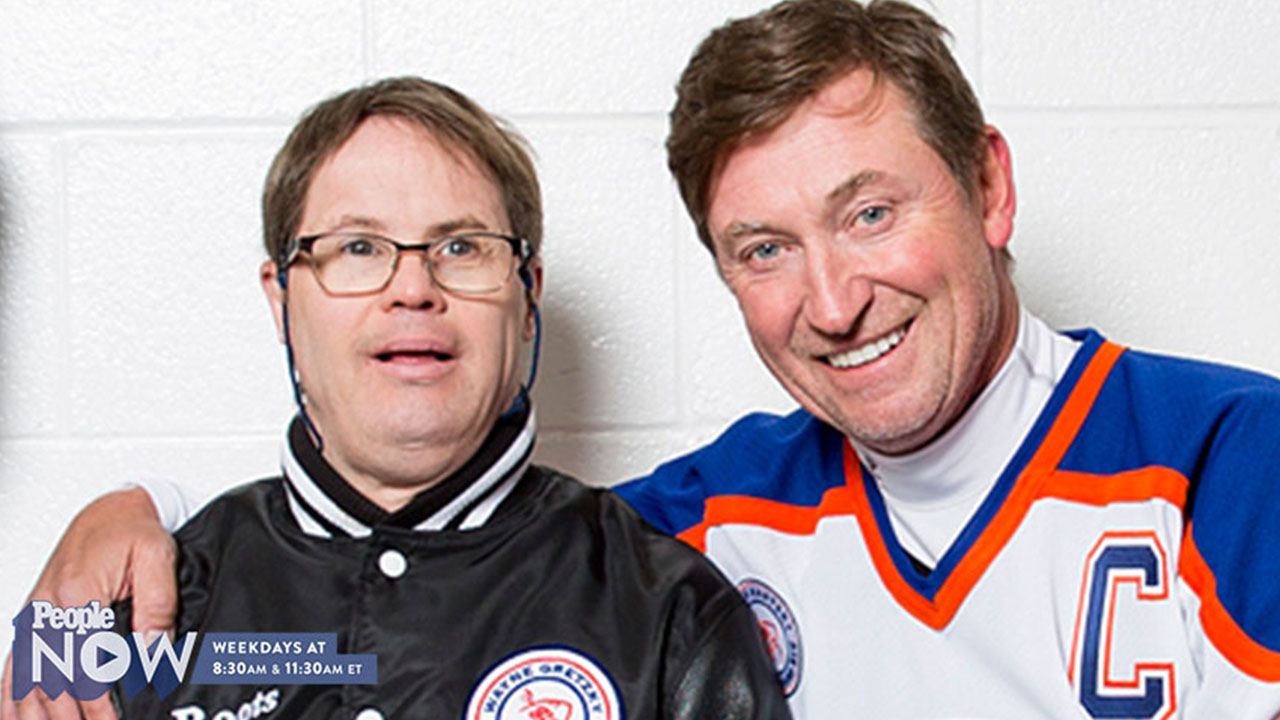 Inside Hockey Icon Wayne Gretzky's Inspiring Friendship with a Man with Down Syndrome: They've 'Always Gotten Along Like Peas and Carrots,' Says Brother
