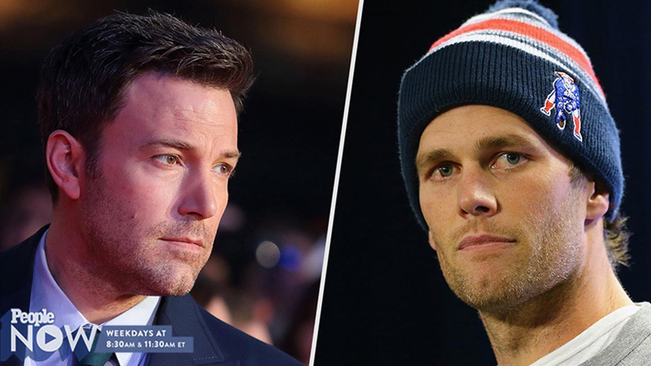 Ben Affleck Defends Tom Brady in Epic Expletive-Ridden 'Deflategate' Rant