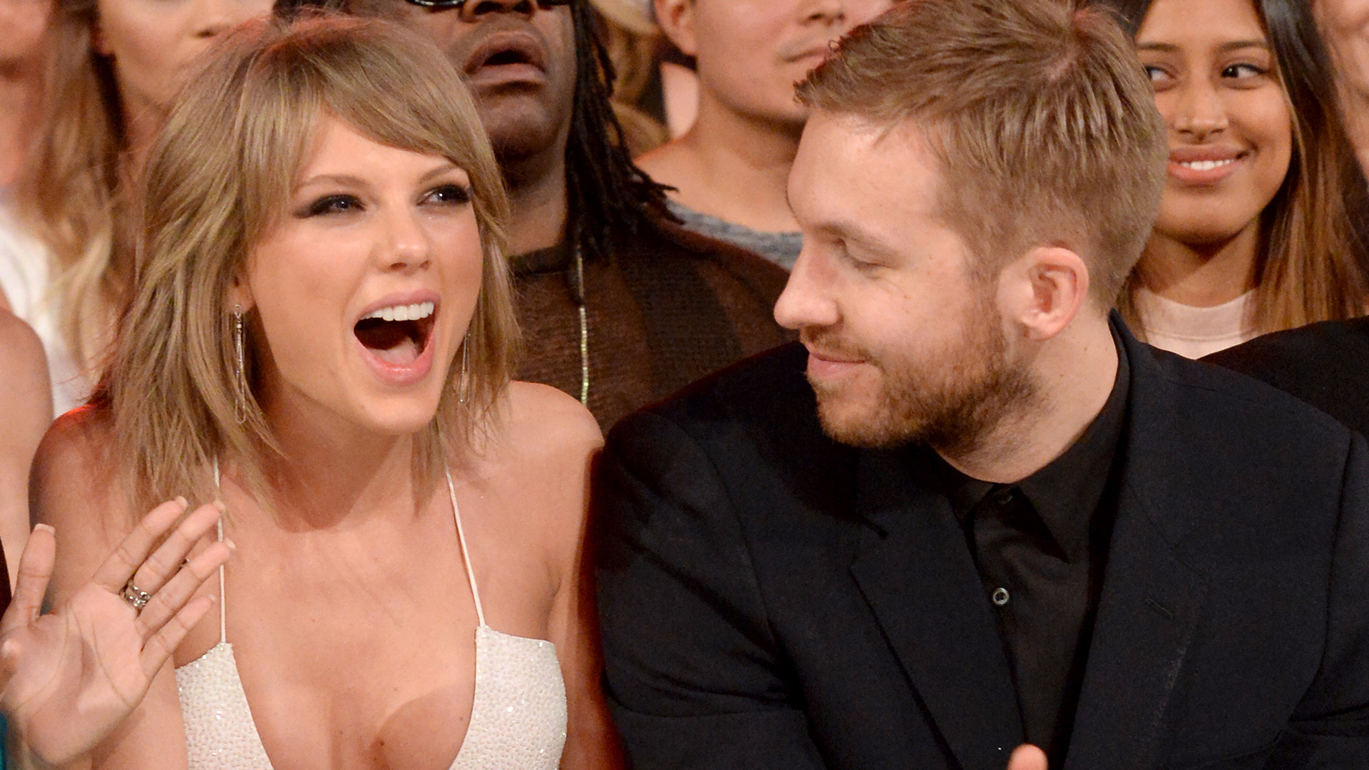 Taylor Swift Wrote Ex Calvin Harris and Rihanna's Hit 'This Is What You Came For,' Her Rep Confirms