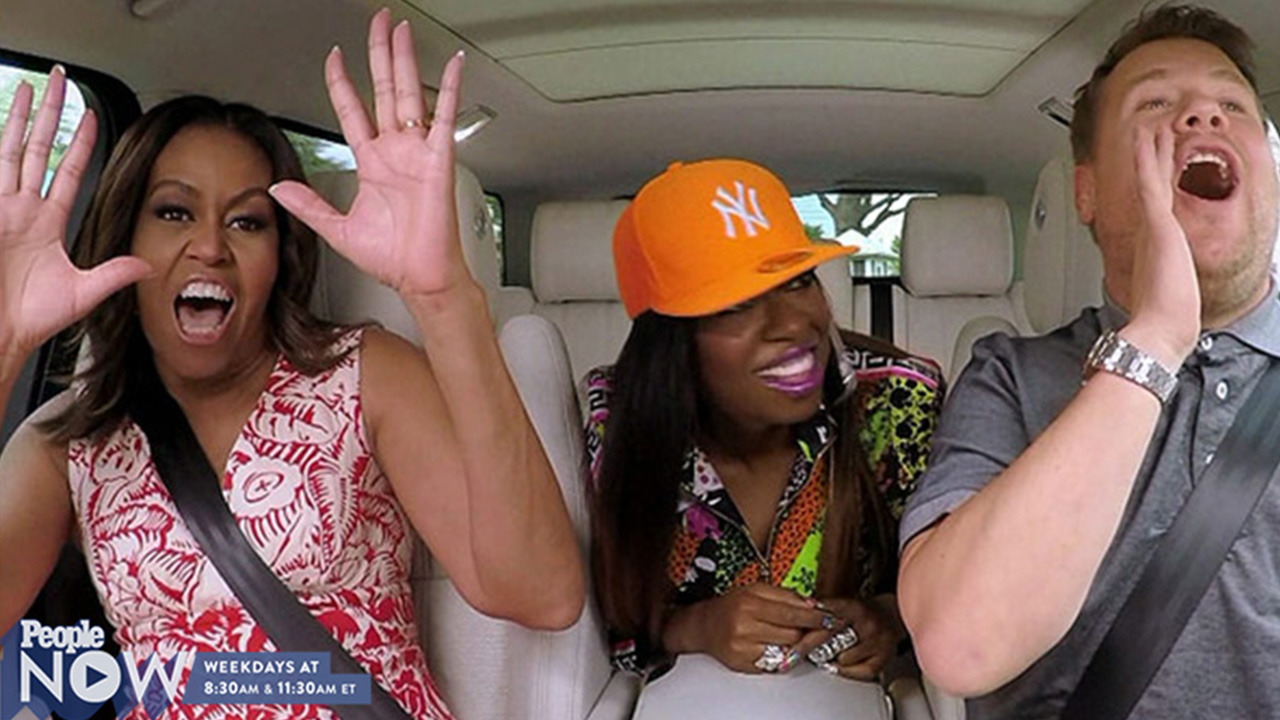 Missy Elliott Reveals What It Was Like to Watch Michelle Obama Rap 'Get Ur Freak On' for Carpool Karaoke