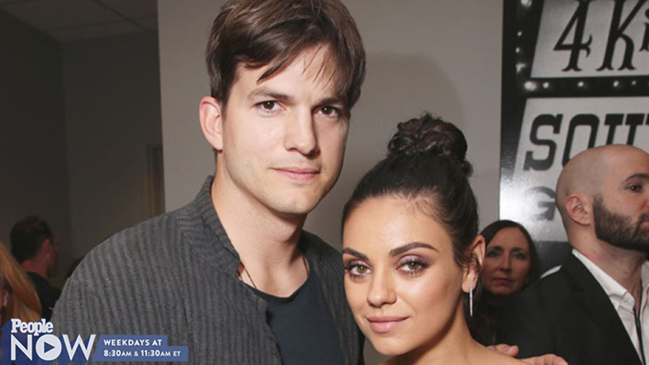 Mila Kunis Reveals the Night Her Relationship with Husband Ashton Kutcher Turned Romantic