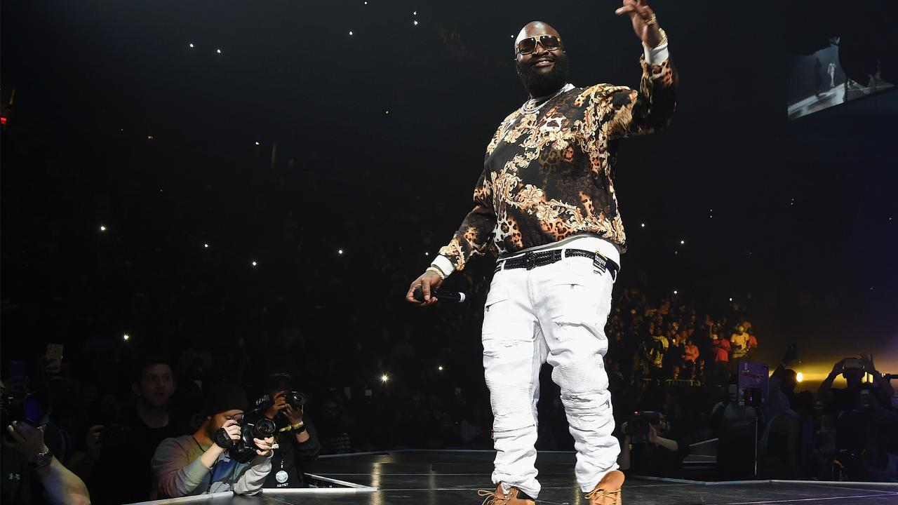 Rapper Rick Ross Reveals How He Lost 75 Lbs. to Save His Life After His Seizures