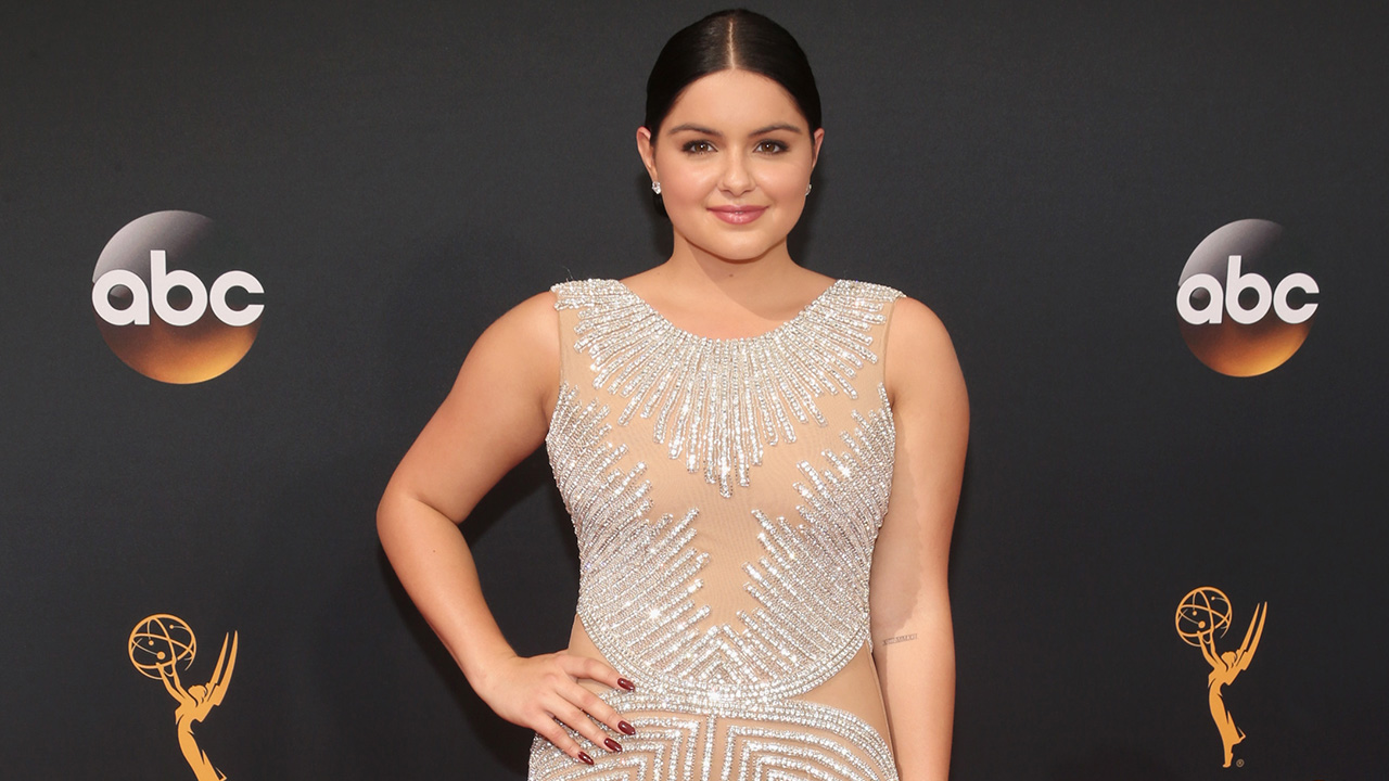 Ariel Winter Gets Cheeky and Shares Blue Bikini Snaps in Celebration of Memorial Day