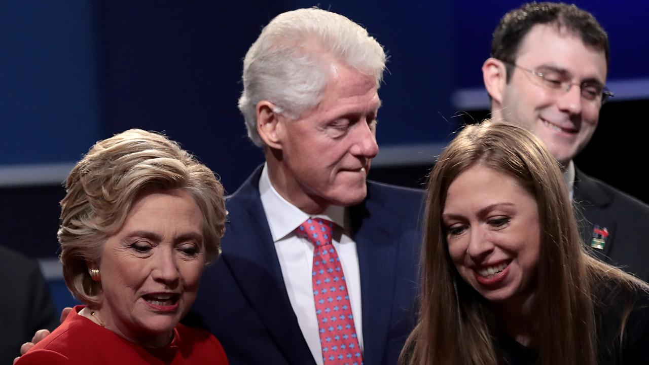 Chelsea Clinton Responds to Donald Trump's Threat to Embarrass Her Mom with Bill Clinton's Infidelity