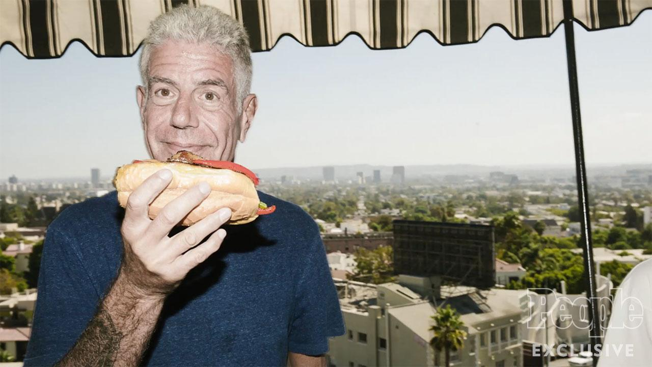 Why Anthony Bourdain Says His Long-Distance Relationship with Asia Argento Works So Well