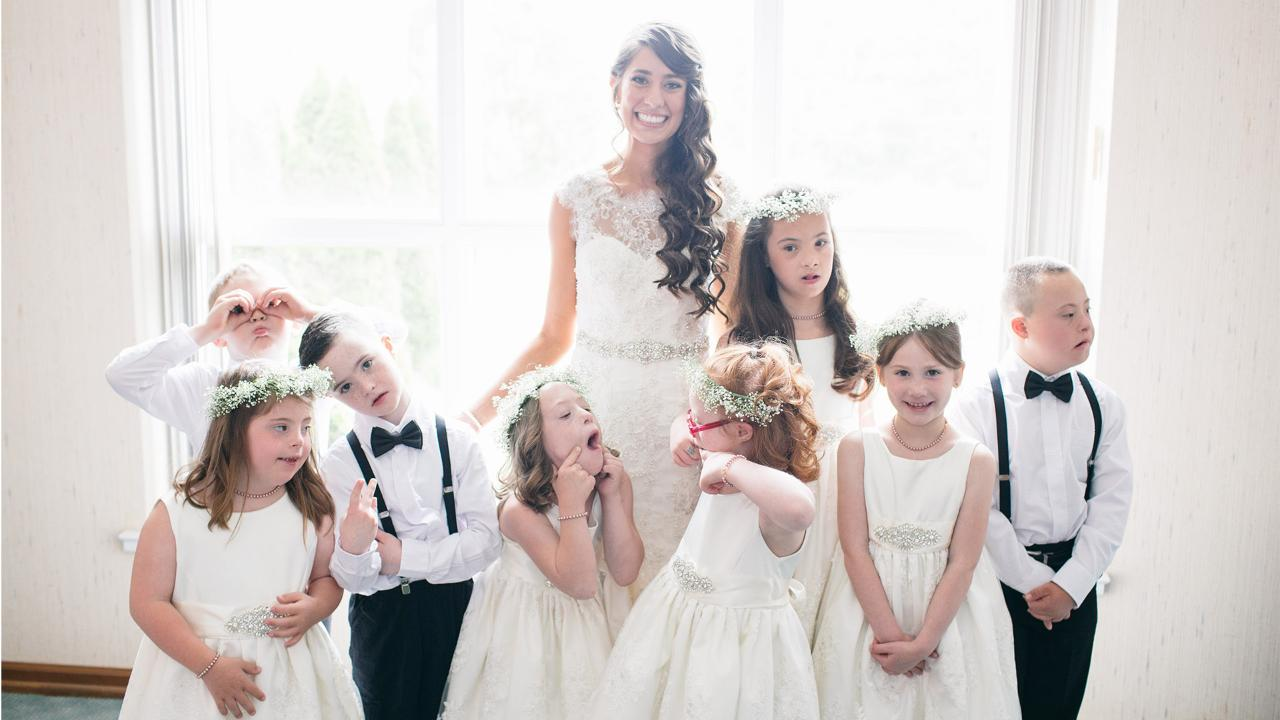 Kentucky Special Ed Teacher Includes Students in Wedding Party: 'My Kids Are Like Family'