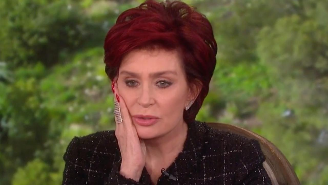 Sharon Osbourne Reveals She Attempted to Kill Herself 3 Times: 'I'm Still Here... and You Struggle'