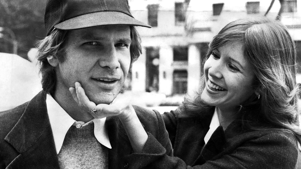 Carrie Fisher Reveals She Had an Affair With Harrison Ford on Star Wars: 'It Was So Intense'