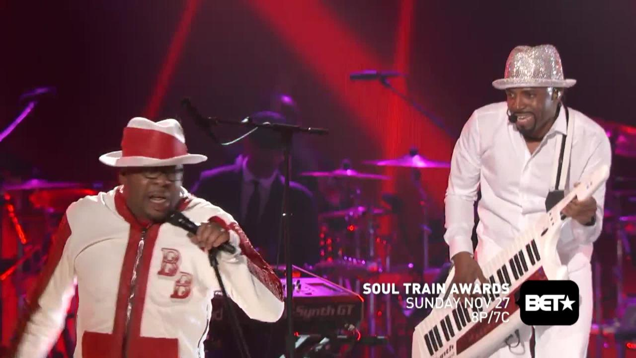 Bobby Brown Achieves Happiness by 'Loving Every Day' -- See His Soul Train Awards Performance